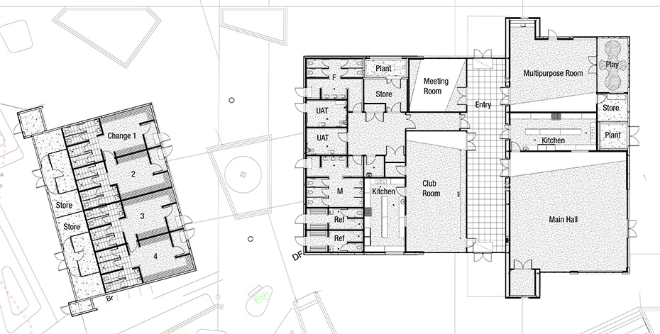 Piara Waters South Pavilion Floor Plan