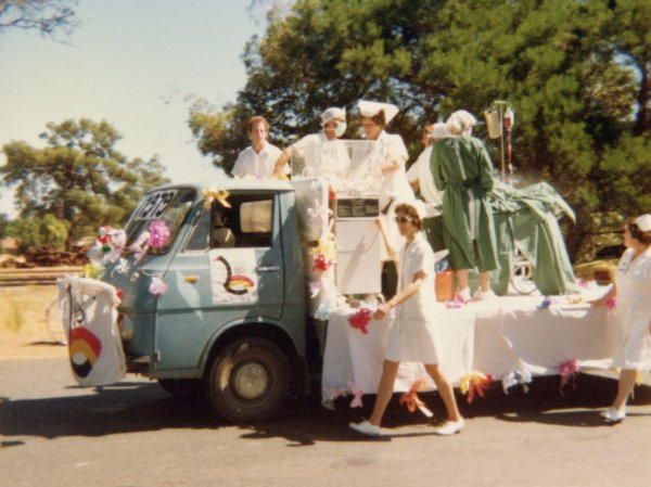 1979 parade 150th Anniversary of W.A.