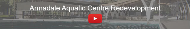 Armadale Aquatic Centre redevelopment YouTube video cover