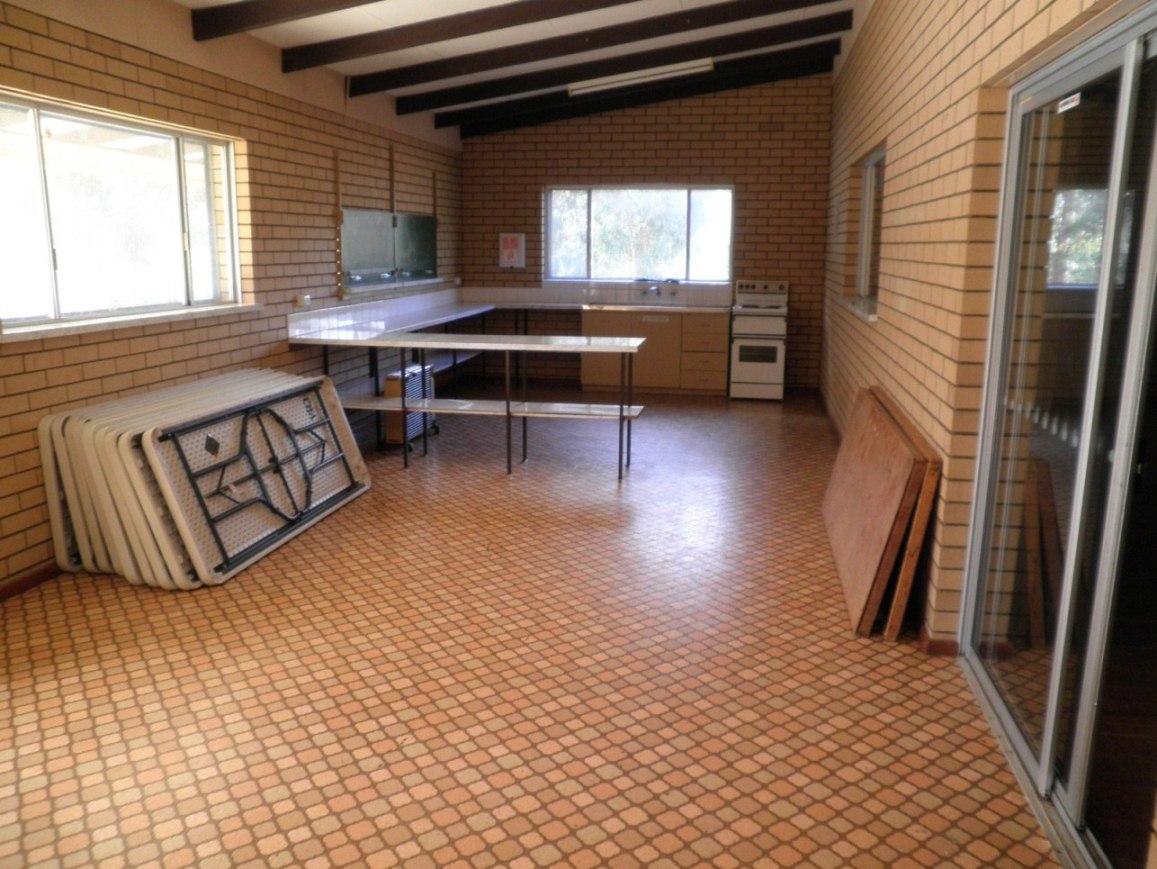 Second Kitchen Area