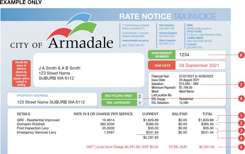 Sample rate notice