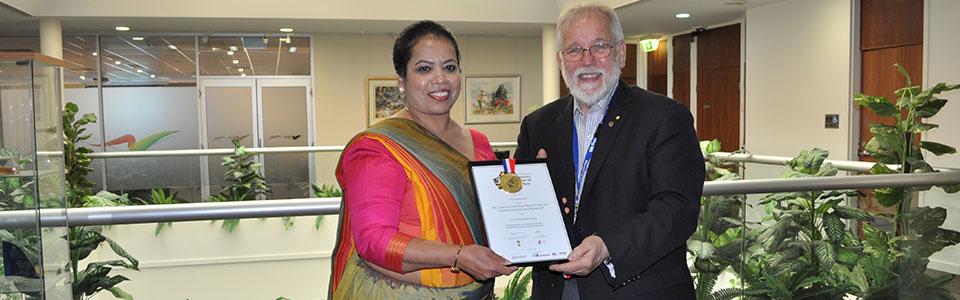 Citizenship award image