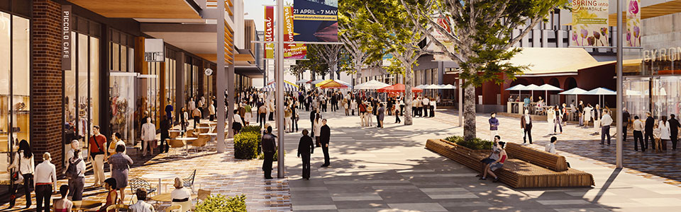 Have your say on the vision for the future Armadale City Centre