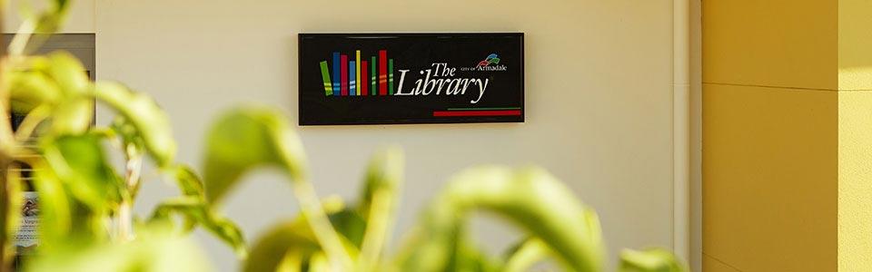 Kelmscott Library image