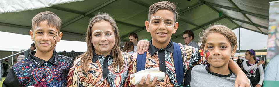 Record numbers turn up to celebrate NAIDOC Week