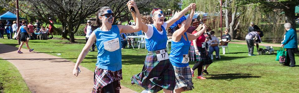 Grab your kilts – the Perth Kilt Run is Back!