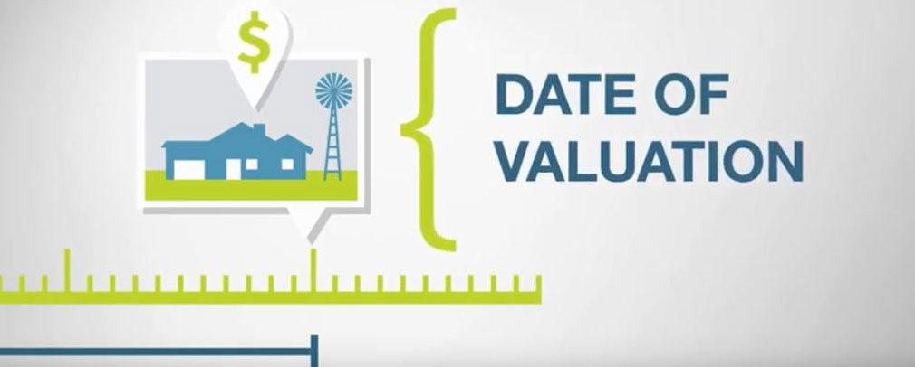 GRV date of valuation