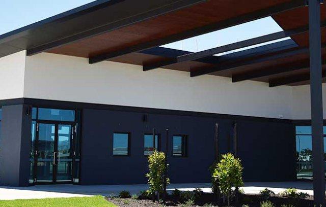 Harrisdale Pavilion