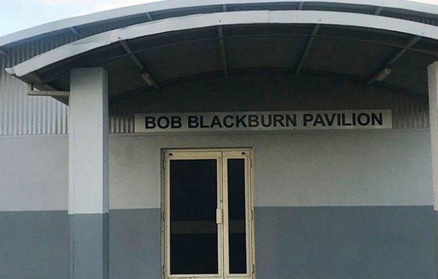Bob Blackburn Pavilion