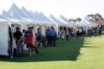 Expo on Adjacent Oval