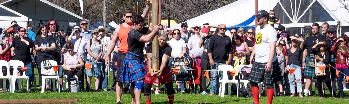 Highland Gathering event