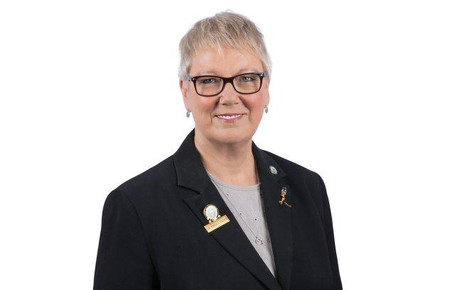 Deputy Mayor Cr Carole Frost