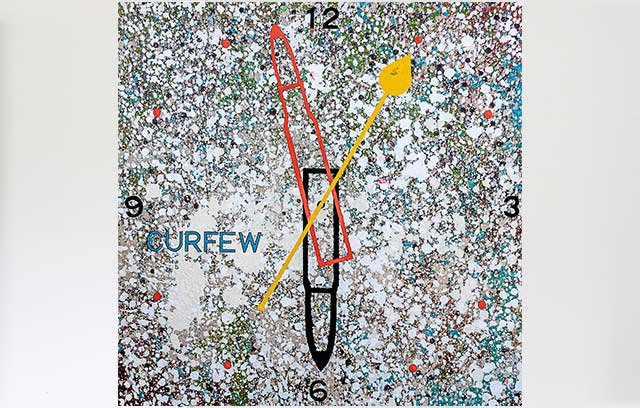 Rohin Kickett: Curfew