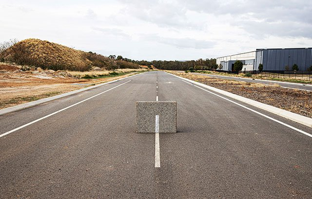 Kate Webb: Road Plinth
