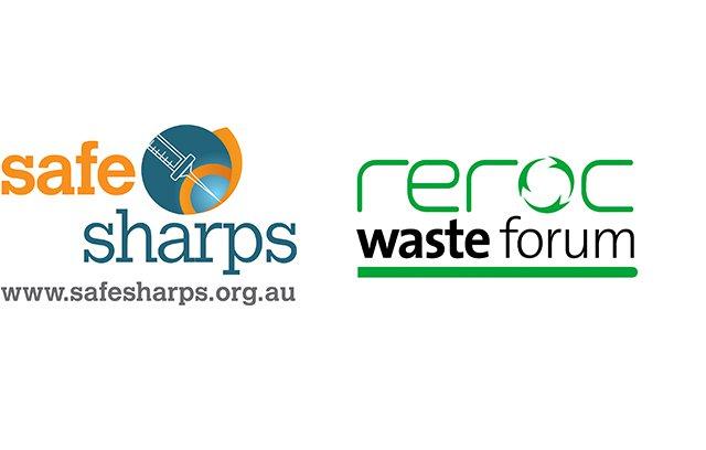 safe sharps and reroc waste forum logo