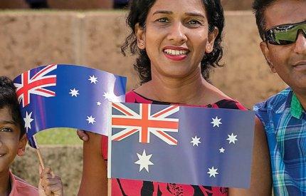 Citizenship ceremonies
