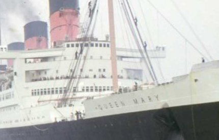 Cunard and the Queens with Chris Frame