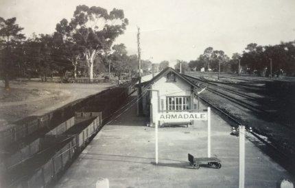 Armadale station