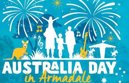 Australia Day in Armadale