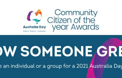 Community citizen of the year awards