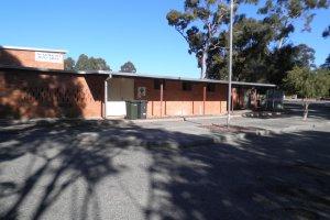 Creyk Park Pavilion