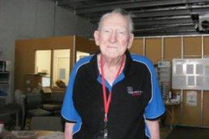 Volunteer George image
