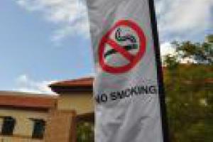 Smoke Free Banner