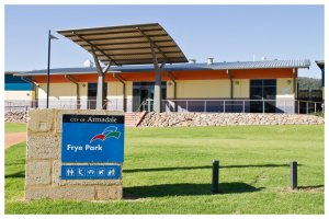 Frye Park Pavilion