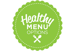 Healthy Menu Options Logo