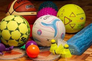 Sporting equipment.