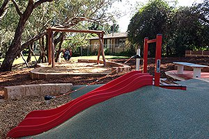 Playground upgrade image