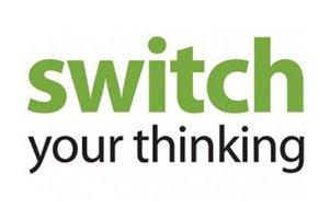 Switch your Thinking logo