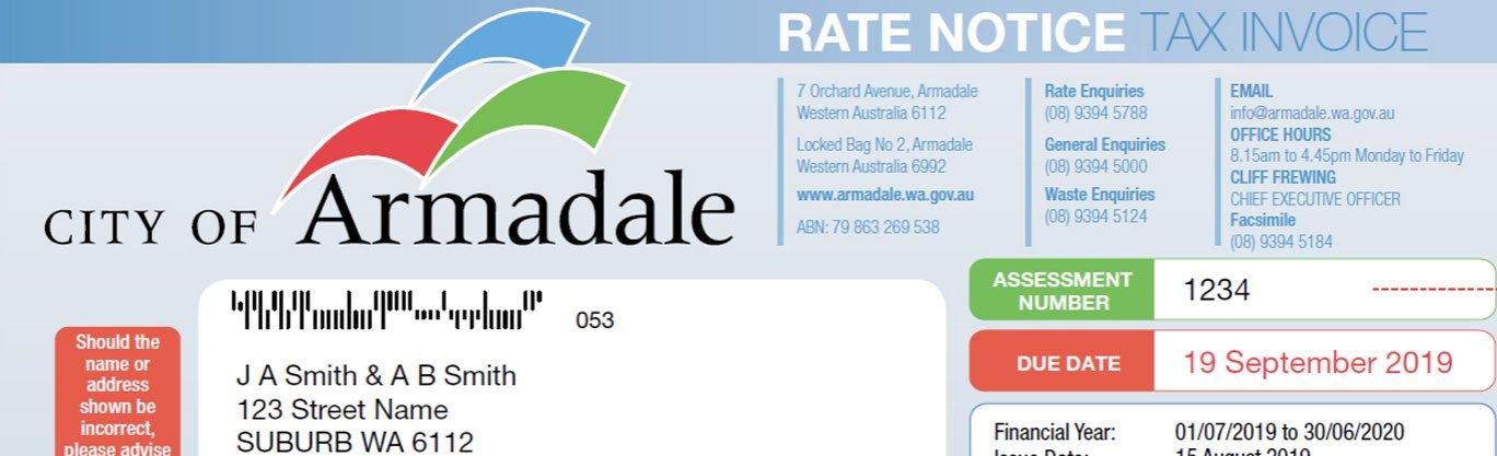 Understanding your rates