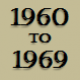 1960 - 1969 Timeline of events in City of Armadale district history