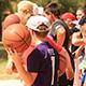 Basketball sports program